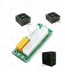 Синхронизатор запуска 2х блоков питания ADD2PSU 24