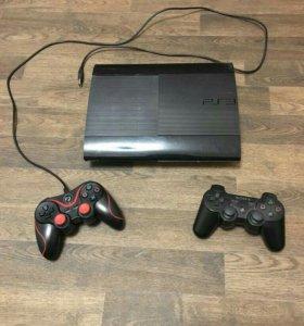 Sony play station slim 3 super slim 500 gb