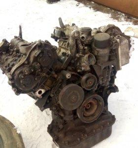 Двигатель 272 мерседес