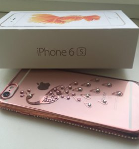 📲👉iPhone 6s/64 rose gold +5D cтекло!