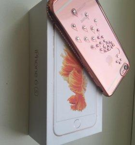 iPhone 6s/64 розовое золото 🥇