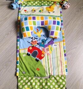 Интерактивный развивающий коврик YooKiDoo