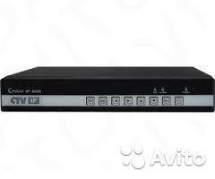 Ip видеорегистратор CTV-IPR744 POE 4 канальный