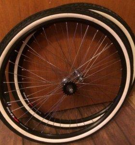 Колеса для велосипеда ссср