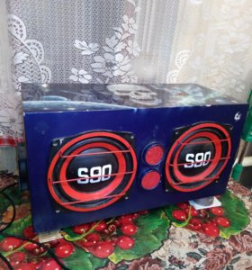 Колонка S90