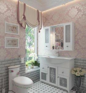 Мебель в ванную Chloe 105