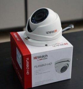 Видеокамера HiWatch DS-T103. С гарантией