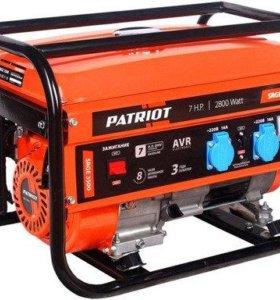 Генератор бензиновый PATRIOT Max Power GRGE 3500