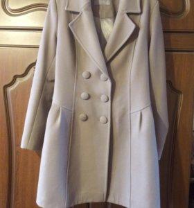 Пальто демисезонное, размер 42-44