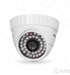 Новый формат видеонаблюдения AHD 1.3mpx