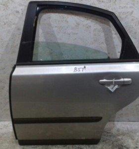 Дверь задняя левая Вольво/Volvo S40 04-12