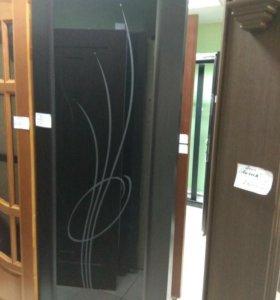 Двери очень дешево распродажа витринных моделей