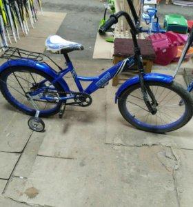 Велосипед детский от 6 лет