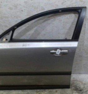 Дверь передняя левая Вольво/Volvo S40 04-12