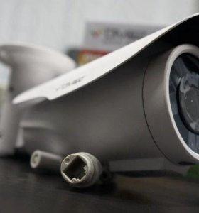 Камера уличная IP full HD 1080p. Новая. Гарантия