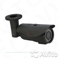 Уличная камера видеонаблюдения GT-W1280lirv