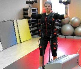 Тренажёр для эмс фитнеса ariculus