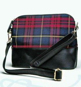 Удобная лаконичная сумка, новая