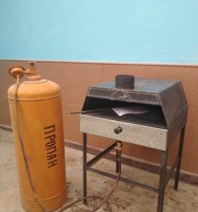 Печка корюк