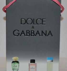 Подарочный набор от Dolce&Gabbana. Dolce 25 мл