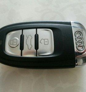 Чип-ключ AUDI