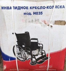 Инвалидная коляска мод. Н035