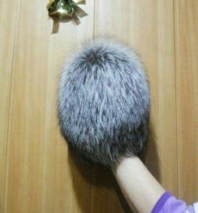 Чернобурка серебристая