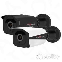 Full HD камера слежения (под любые фасады) 2pix