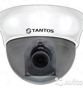 Внутренняя купольная AHD 720P TSc-D720pAHDf
