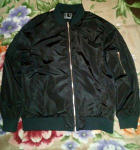 Куртка (бомбер)