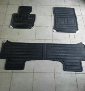 Оригинальные коврики renge rover vestmister