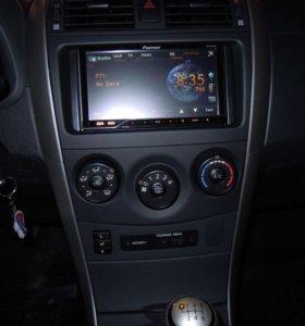 Переходная рамка Toyota Corolla