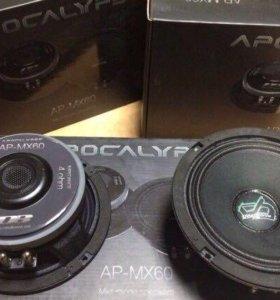 Alphard deaf bonce apocalypse MX60
