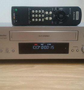 Sony-SLV-X9N HI-FI STEREO VHS
