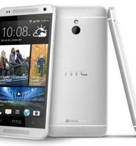 Новый HTC One M7 32Gb Silver Серебро