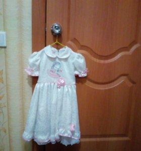 Нарядное платье 👗 для девочки