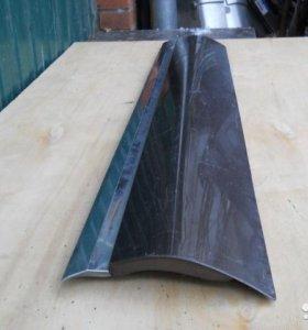 Накладка двери передней правой туарег 7P6854940H