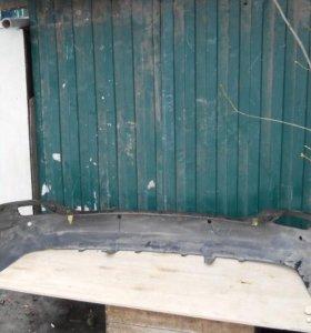 Задний бампер Toyota RAV4 52150-42190