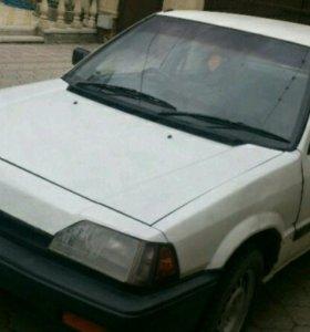 Honda Civic 1.3МТ, 1985, седан