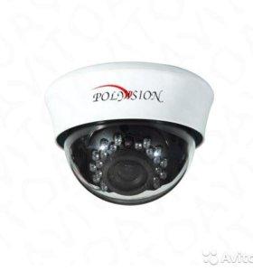 Купольная видеокамера PDM1-A2-V12 v.9.5.6