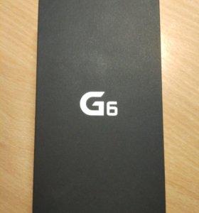 Lg g6 4/64 черный НОВЫЙ РСТ ГАРАНТИЯ