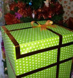 Коробочка, ручная работа, подарки!!!