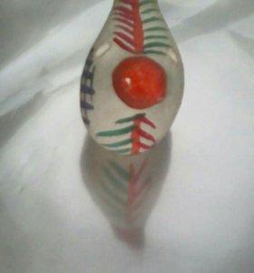 Свистулька из глины