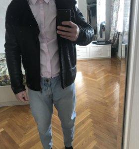 Мужская куртка ( дублёнка ) размер M
