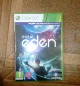 Диск Child of Eden лицензия обмен