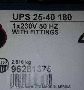 Циркуляционный насос Grundfos UPS