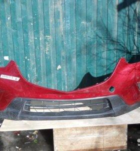 Бампер передний Mazda CX-5 KD45-50031