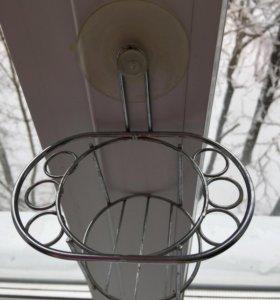 Подставка под стакан с зубными щётками