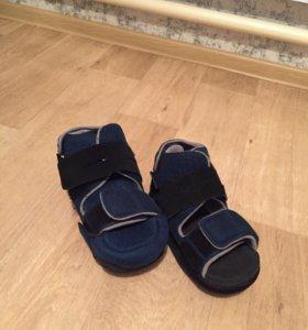 Ортопедическая обувь (Туфли Барука)