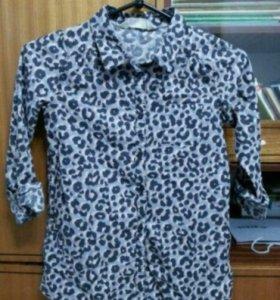 Рубашка 134р